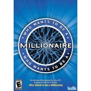Encore Who Wants to Be a Millionaire PC Game [Boxed]