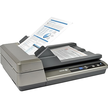 Xerox Documate 3220 Document Scanner