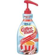 Nestle®Coffee-mate® Liquid Coffee Creamer Pump Bottle, Peppermint Mocha, 1.5 liter