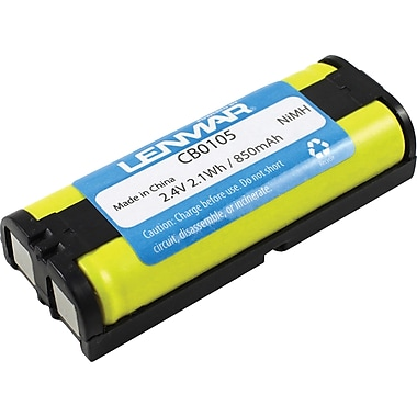 Lenmar® Replacement Battery For Panasonic HHR-P105 (CBO105)