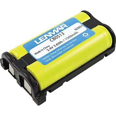 Lenmar® Replacement Battery For Panasonic P-P513 (CB0513)