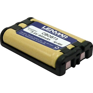 Lenmar® Replacement Battery For Uniden CLX Series (CB0BT3)