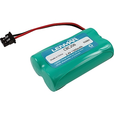 Lenmar® Replacement Battery For Panasonic HHR-P506 (CBC206)