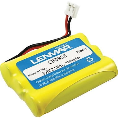 Lenmar® Replacement Battery For GE TL26158 (CBD958)
