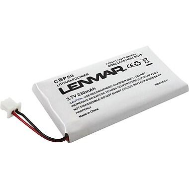 Lenmar® Replacement Battery For Plantronics PL-CS-50/50USB/55/60 (CBP50)