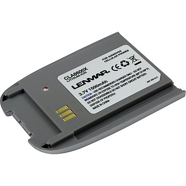Lenmar Replacement Battery for Audiovox CDM-8610, CDM-8615, CDM-8910 Cellular Phones