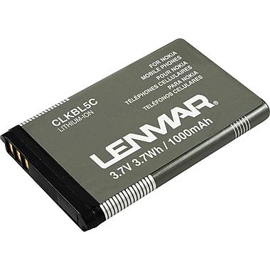 Lenmar® - Pile de rechange pour Nokia 1100/2270/3100 (CLKBL5C)