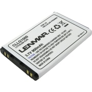 Lenmar® Replacement Battery for LG vx3300, 6100, 8100, 8300 Cellular Phones (CLLG1000)