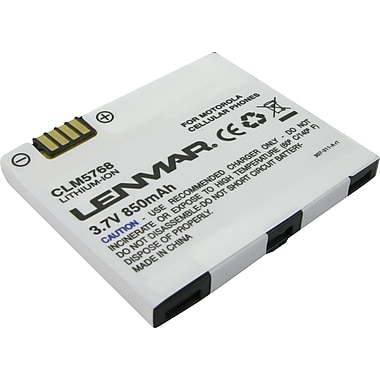Lenmar Replacement Battery for Motorola Adventure V750 Cellular Phones