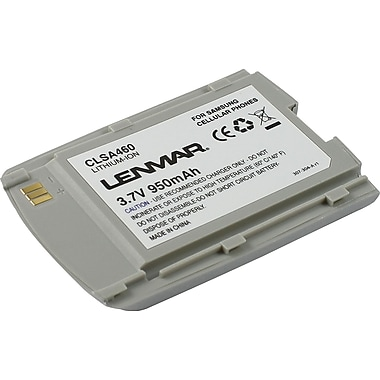 Lenmar Replacement Battery for Samsung SPH-A460 Cellular Phones