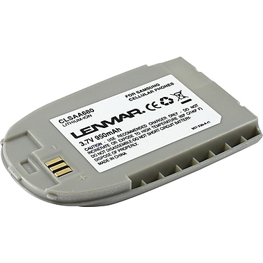 Lenmar Replacement Battery for Samsung VM-A680 Cellular Phones
