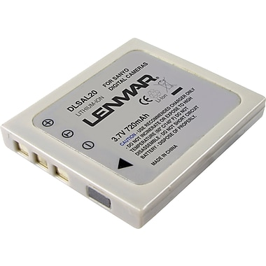 Lenmar® Replacement Battery For Sanyo DB-L20 (DLSAL20)