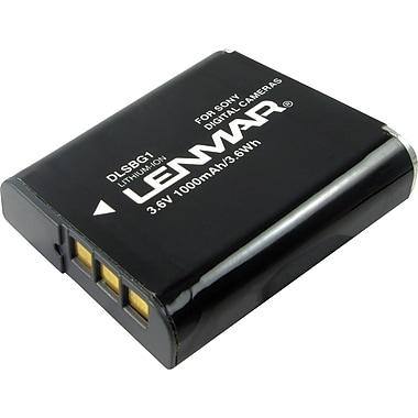 Lenmar® - Pile de rechange pour appareils photo numériques Sony Cybershot DSC-H9, T100, W200 (DLSBG1)