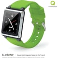 iWatchz Q Series Watchband for iPod Nano, Green