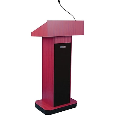 Amplivox Executive Sound Column Lectern (MH)
