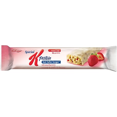Kellogg's Special K® Strawberry Protein Bars, 1.59 oz. Bars, 8 Bars/Box