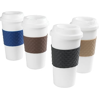 Travel Coffee Cup Set