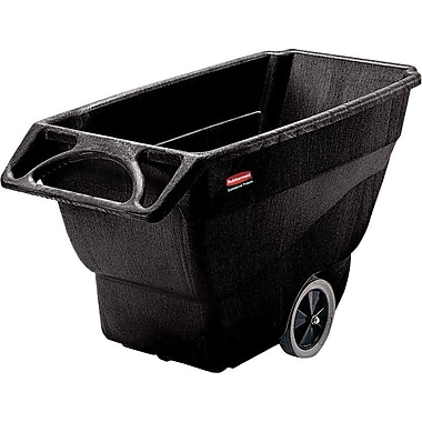 Rubbermaid® Foam Tilt Truck, Utility Duty