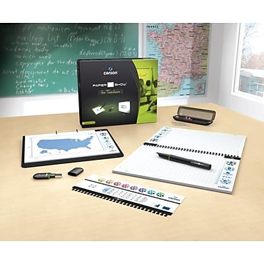 Canson PAPERSHOW for Teachers Digital Pen, Starter Kit