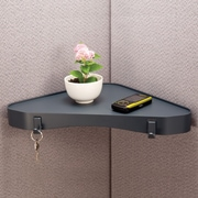 "dps by Staples Recycled Materials Verti-Go Cubicle Accessories, Corner Shelf, 1 1/2"" x 13"" x 3"" (DPS21660-CC)"