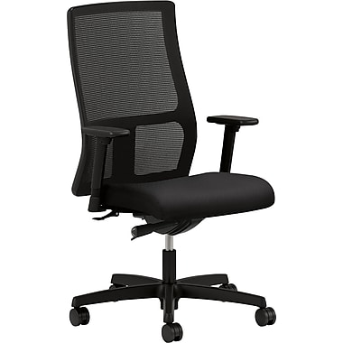 HON Ignition Mesh Task Chair, Black