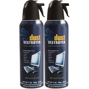 Dust Destroyer Compressed Air 7oz, 2/Pack