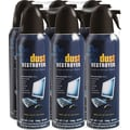 Dust Destroyer Duster  7oz., 6/Pack
