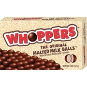 Whoppers Malted Milk Balls Box, 5 oz., 12/Case
