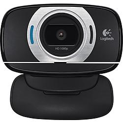 Logitech C615 HD Portable 1080p 8MP Autofocus HD Webcam