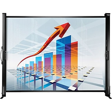 Epson ES1000 50in. Diagonal Portable Tabletop Projector Screen