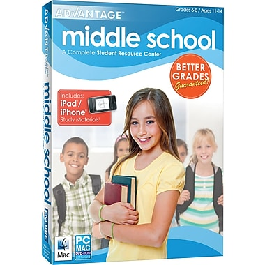 Middle School Advantage 2012 [Boxed]