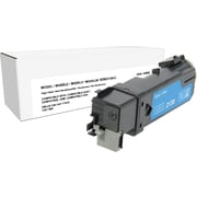 Staples™ Remanufactured Cyan Toner Cartridge, Dell 2130 (330-1437, T107C), High Yield