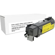 Staples™ Remanufactured Yellow Toner Cartridge, Dell 2130 (330-1438, T108C), High Yield