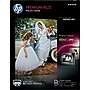 HP Premium Plus Photo Paper, 8 1/2 x