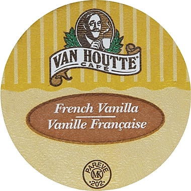 Van Houtte French Vanilla Coffee K-Cup Refills