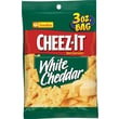 Sunshine® Cheez-It Crackers, White Cheddar, 3 oz. Bags, 6 Bags/Box