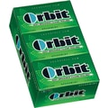 Orbit® Sugar-Free Gum, 12 Packs/Box
