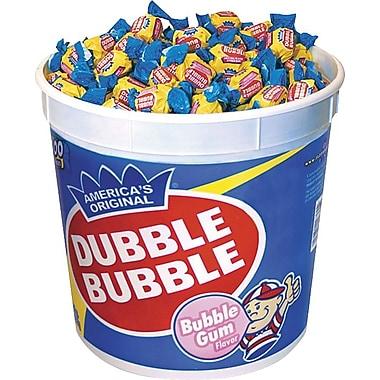 Dubble Bubble, Bubble Gum  Original Twist, 300 Pieces/Box