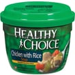 Healthy Choice® Microwavable Soup Cups, Chicken with Rice, 14 oz. Cans, 12 Cans/Box