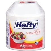 Hefty® Foam Bowls, 20 oz., White, 55/Pack
