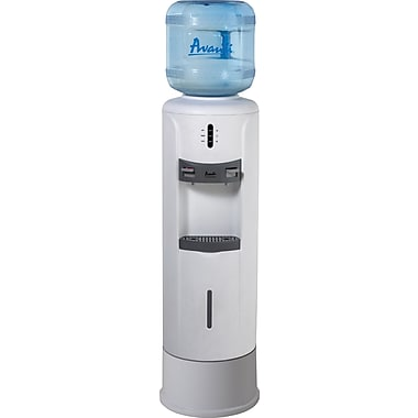 Avanti Hot & Cold Water Dispenser, White