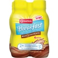Carnation® Instant Breakfast To-Go Bottle, Milk Chocolate, 11 oz. Bottles, 12/Pack