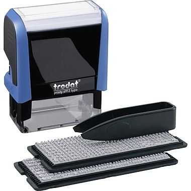 Trodat® Do-It-Yourself Self-Inking Stamp Kits