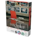 Domtar FSC-Certified FirstChoice Multiuse Paper, 24 lb., 8-1/2in. x 11in., Ream