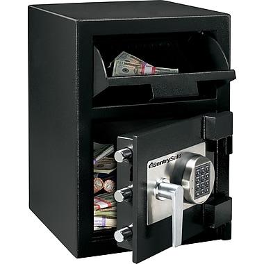 SentrySafe® Front-Loading Depository Safe
