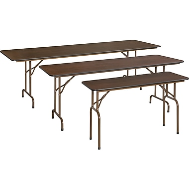 Staples® Folding Melamine Banquet Tables