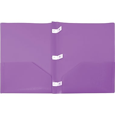 Storex® Recycled Eco Report Covers, Violet