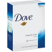 Dove® Bar Soap, 4.75 oz., 8/Pack