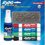 Expo® Low Odour Dry-Erase Starter Kit