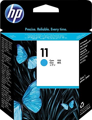 HP 11 Cyan Printhead (C4811A) 441954